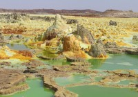 Field trip to Dallol (Ethiopia)