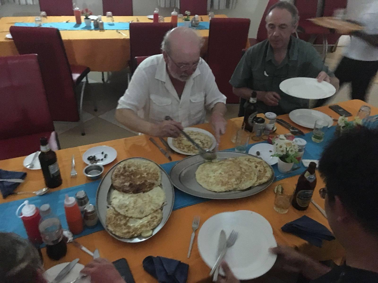 Dinner Kenya 2018 -2
