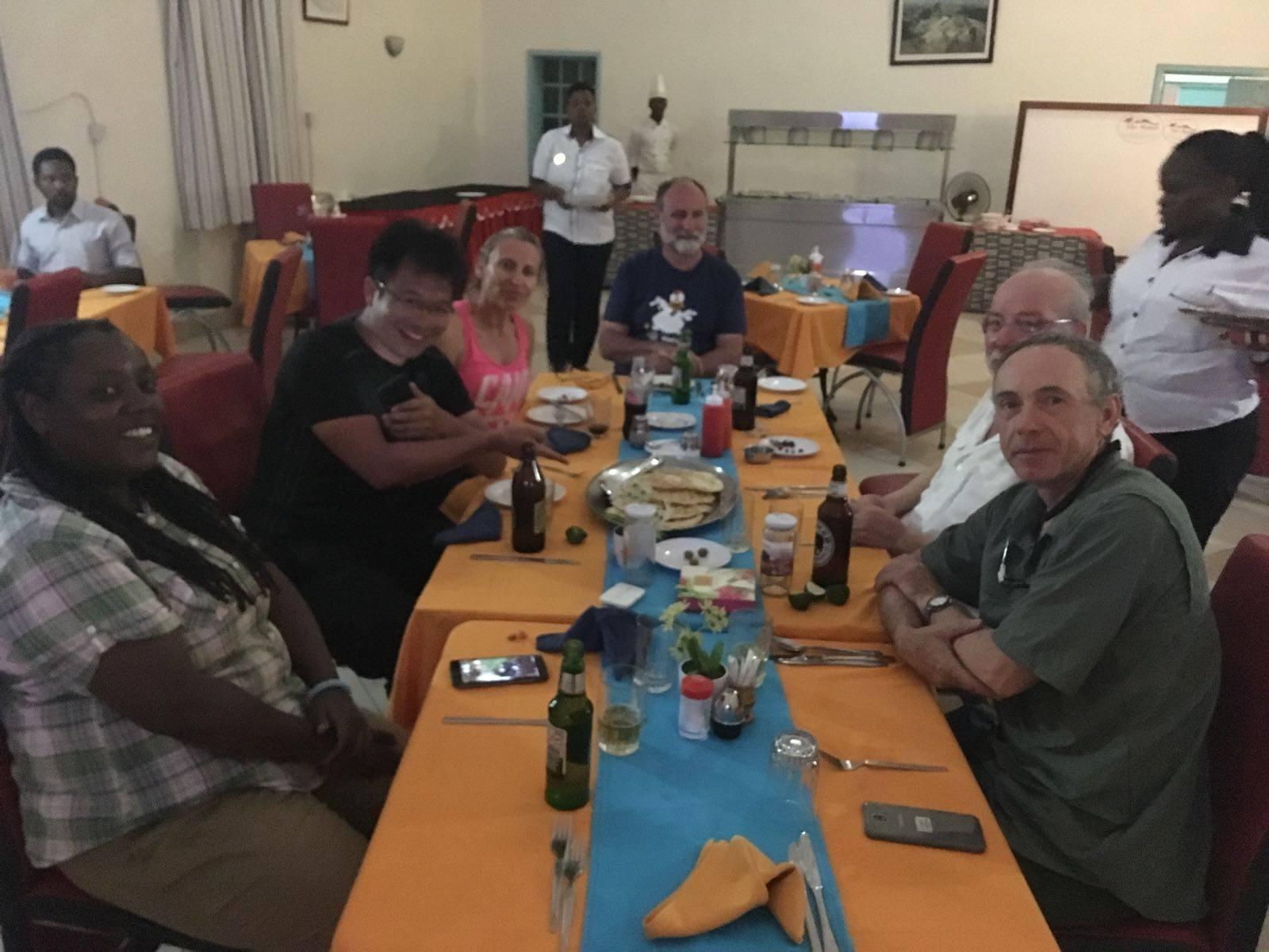 Dinner Kenya 2018 -1