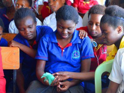 Teaching in Kenyan Schools