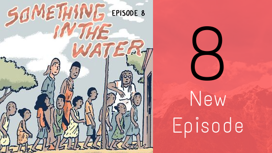 something in the water episode 8