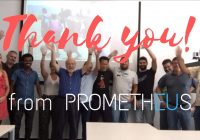 Prometheus thanks the European Research Council staff