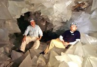 Our Principal Investigator helps reveal the origins of Giant Geode